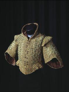 Boy's doublet. 1575-85.  Gemeentemuseum den Haag.