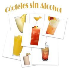 Los mejores cócteles sin alcohol para niños