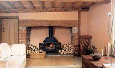 Inglenook Fireplaces   Homebuilding & Renovating