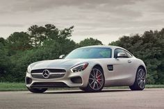 2016 Mercedes-Benz GT S AMG-Mercedes is back in the sports car biz