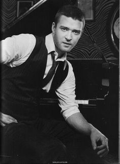 Justin Timberlake!! I'm just saying, JT is the one artist other than michael jackson who brings everyone together. No matter what genre of music people prefer, everybody got JT