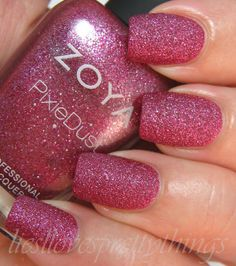 Zoya Arabella #pixie #dust #polish