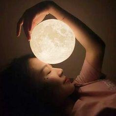 moon light for a better sleep – vally shop deal Moon Light Lamp, Home Decor Furniture, Moonlight, Make It Simple, Cool Style, Sleep, Prints, Outdoor, Rolex
