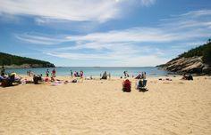 Less busy beaches