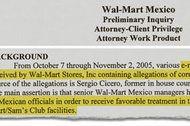 At Wal-Mart in Mexico, a Bribe Inquiry Silenced - NYTimes.com