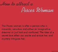 Pisces woman zodiac