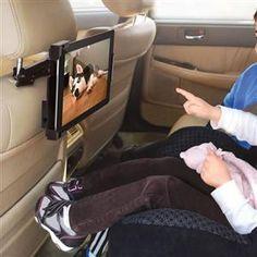 Backseat iPad Theatre