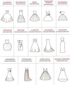 Fashion Books, Fashion Art, Fashion Tips, Fashion Design, Black And Grey Hair, Cheerleading Hair Bows, Wedding Dress Silhouette, Fashion Dictionary, Fashion Vocabulary
