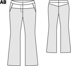 Pants BS 4/2014 134
