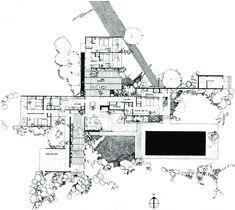 Discover recipes, home ideas, style inspiration and other ideas to try. Richard Neutra, Chinese Architecture, Architecture Office, Futuristic Architecture, Le Corbusier, Frank Gehry, Daniel Libeskind, Desert House, Casa Kaufmann