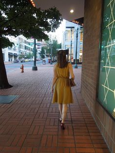 Anthropologie dress - No Rebecca for a Year
