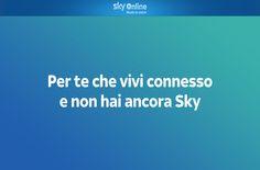 Finalmente, a più di tre mesi dal lancio di Infinity di Mediaset, Sky ha scoperto le carte per quanto concerne la sua IPTV