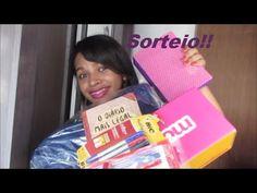 SORTEIO!/1° ANO DO CANAL!COM 3 GANHADORES,(Nacional)