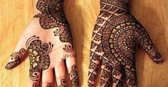 Like the circular pattern on the right, minus the checkerboard part | Mehndi | Pinterest | Beautiful mehndi design, Eid mehndi designs and Henna mehndi
