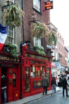 Dublin, Ireland - The Temple Bar