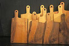 Walnut-tree cutting boards