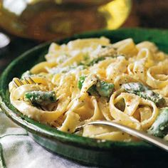 This is the BEST fettucini, and super easy to make