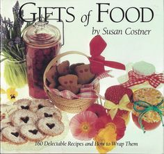 Susan Costner's Gifts of Food is a rich collection of more than 150 delectable recipes for edible presents, together with complete directions for wrapping each one of these incomparable comestibles. Arranged by season, Gifts of Food offers exciting ideas to suit every holiday or special occasion throughout the entire year.
