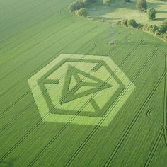 As we once again enter the crop circle season do you think the Shapers are…