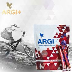 L-Arginine with synergistic vitamins.Delicious and nutritious drink for energy and strength!