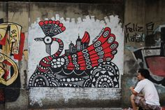 Cisne de São Paulo by Cadumen #Cadumen #streetart #graffiti #grafite #artederua #artenarua #arteurbana #parede #muro #urbanart #brazilianart #brazilianartist  e-mail: contato@cadumendonca.com