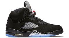 8d642496748af2 Jordan 5 Fire Red On Feet