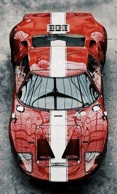 (notitle) - Autos - - My list of the best classic cars Ford Gt40, Ford Classic Cars, Classic Sports Cars, Le Mans, Design Autos, Triumph, Best Luxury Cars, Shelby Gt500, Car Ford