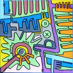 """Check out Planche originale de bande dessinée, galerie Napoléon  : Divers - Peinture originale par TAREK sans titr"""" Decal @Lockerz http://lockerz.com/d/23491002?ref=paris.tonkarmagazine"""