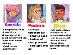 Supportive Friends, Fandom Memes, She Ra Princess Of Power, Best Shows Ever, Childhood, Geek Stuff, Fandoms, Fan Art, Lesbians