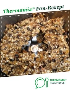 Energy balls - super fast from star gold. A Thermomix ® recipe from . - Energy balls – super fast from star gold. A Thermomix ® recipe from the Basic Recipes category w - Healthy Protein, Protein Foods, Healthy Snacks, Protein Recipes, Milk Recipes, Dog Food Recipes, Flour Recipes, Best Protein Shakes, Super Rapido