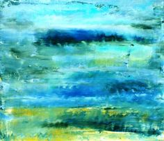 Ocean Paintings Abstract Abstract