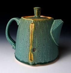 Nick DeVries     Squared teapot.