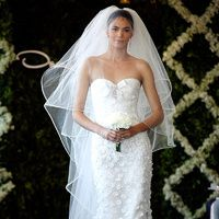Oscar de la Renta Bridal, primavera-verano 2013