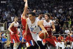 UŽIVO / Kvalifikacije za Eurobasket: BiH - Rusija 39:31