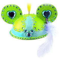 Mickey Mouse Ear Hat Ornament | Ornaments | Disney Store