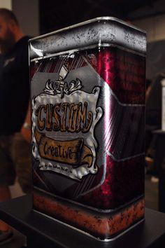 Lata Custom Creative realiza con motivo del BAUM FestivalAir Custom Paint