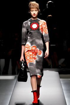 Prada Spring 2013 RTW - Review - Fashion Week - Runway, Fashion Shows and Collections - Vogue