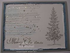 2013 Stampin Up Christmas Cards | Stampin' Up! Australia - Sue Mitchell