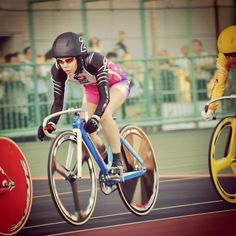 News: Girls Keirin is Back! Don't stop the music!
