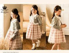 6203014b7e73e 子供ドレスのキャサリンコテージ《本店》ワンピース・スーツ・フォーマル靴   入学式 女の子 子供スーツ チェックアンサンブル   ジャケット ワンピース リボン  ...
