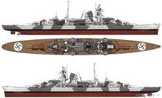 Kriegsmarine: The Forgotten Service: ADMIRAL HIPPER-CLASS