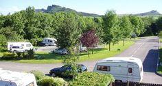 Blackshaw Moor Caravan Club Site   UK Caravan Club Sites   The Caravan Club