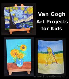 Van Gogh Art Projects for Kids…