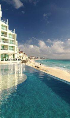 #Jetsetter Daily Moment of Zen: Sun Palace Resort in #Cancun, Mexico