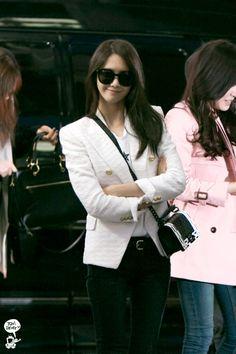 #Yoona #윤아 #ユナ#SNSD #少女時代 #소녀시대 #GirlsGeneration 140215 Incheon (Macau Concert)