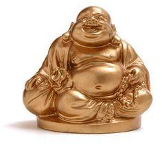 Maitreya Buddha became that of the Happy Fat Buddha or Laughing Buddha ...