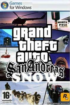 GTA SAN ANDREAS SNOW RIPPED PC GAME FREE DOWNLOAD 796 MB   GTA San Andreas Snow PC Game Free Download    Grand Theft Auto: San Andreas is a game of action-adventureopenworld by Rockstar North developed and published by Rockstar Games . In the game series Grand Theft Auto  this is the third3D graphics the fifth section is the first release on the handheld and the eighth part of the total. The first was released on platforms PlayStation 2 in October 2004 [2] the game was later released on the…