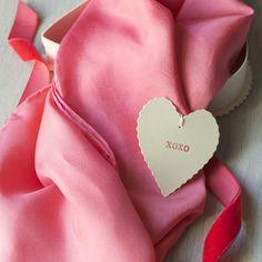 Tissue Dyed Silk Scarf
