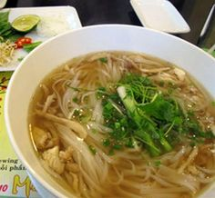 vietnamese pho.  jesus there is nothing like it from the source. www.corporatetravelagency.net