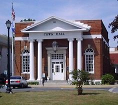 Georgetown Delaware town hall